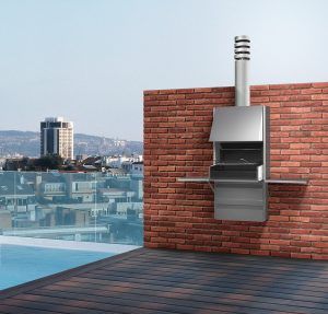 BARBACOA ROCAL PLEK 66 INOX