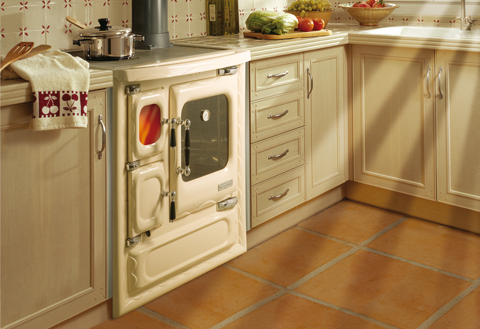 Cocina a le a hergom deva ii 75 chimeneas sancho for Cocinas a gas economicas